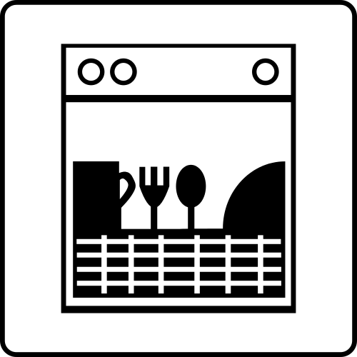 Free Dishwasher Clipart
