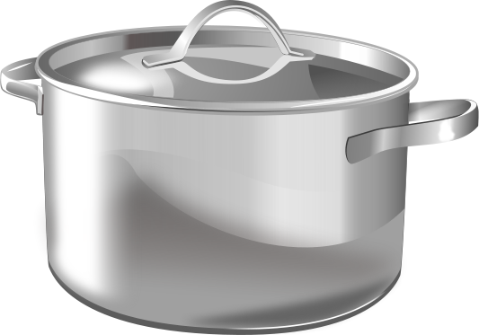 Free Pots And Pans Clipart 1 Page Of Public Domain Clip Art