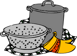 Free Strainer Clipart