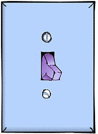 Free Light Switch Clipart