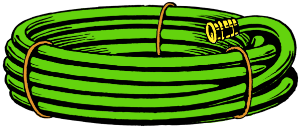 Free Hose Pipe Clipart