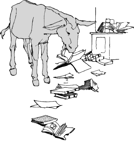 Free School Animals Clipart