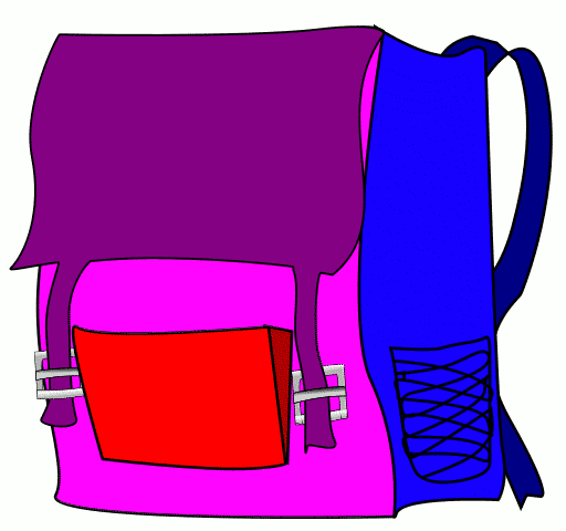 Free School Supplies Clipart