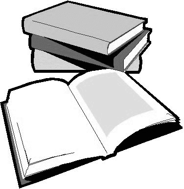 Free Students Book Clipart