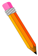 Free Classroom Items Clipart
