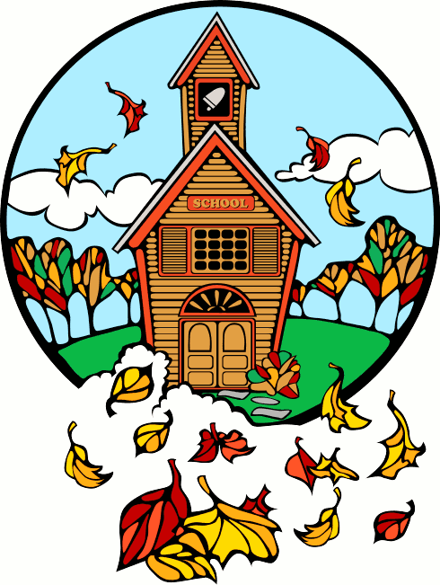 Free School House Clipart