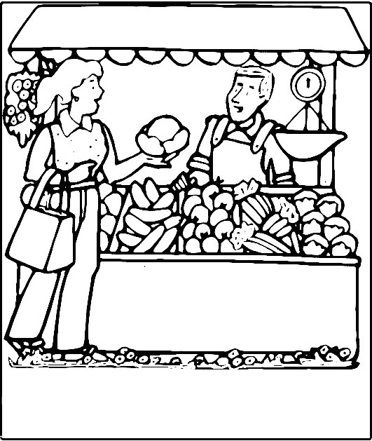 Free School Coloring Pages Clipart