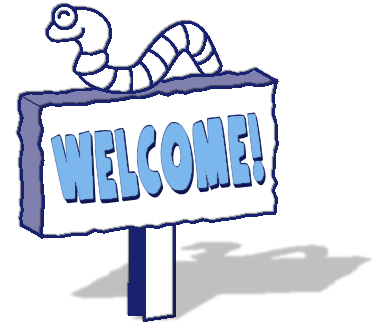 Free Teachers Worm Signs Clipart